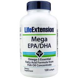 Life Extension Mega EPADHA