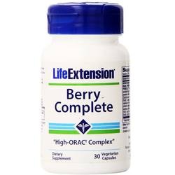 Life Extension Berry Complete High ORAC Complex