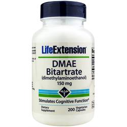 Life Extension DMAE Bitartrate