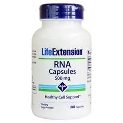 Life Extension RNA Capsules