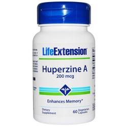 Life Extension Huperzine A