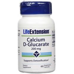 Life Extension Calcium D-Glucarate