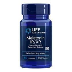 Life Extension Melatonin IRXR