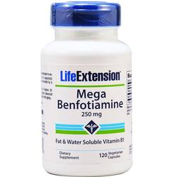 Life Extension Mega Benfotiamine 250 mg