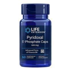 Life Extension Pyridoxal 5'-Phosphate Caps 100 mg