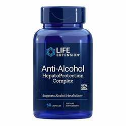 Life Extension Anti-Alcohol HepatoProtection Complex