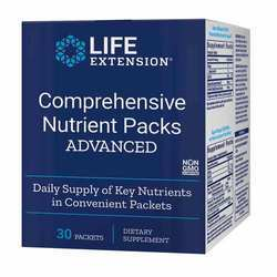Life Extension Comprehensive Nutrient Packs