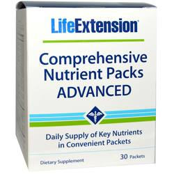 Life Extension Comprehensive Nutrient Packs