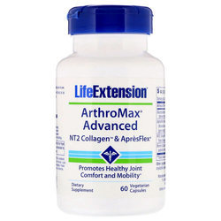 Life Extension ArthroMax Advanced with NT2 Collagen and AprèsFlex