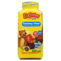 Lil Critters Gummy Vites
