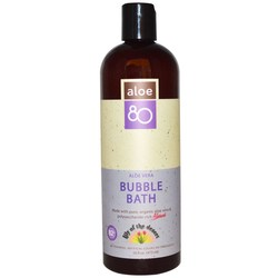Lily Of The Desert Aloe 80 Bubble Bath