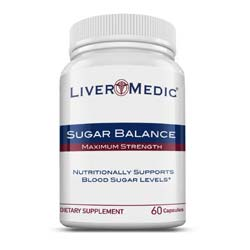 Liver Medic Sugar Balance