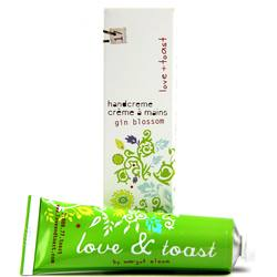Love and Toast Hand Creme