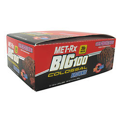 MET-Rx Big 100 Colossal Bars