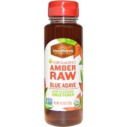 Madhava Organic Amber Agave Nectar