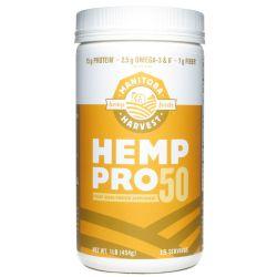 Manitoba Harvest Hemp Pro 50 Plant Based Protein