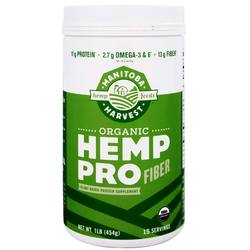 Manitoba Harvest Organic Hemp Protein with Fiber