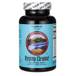 Maximum Living Hyssop Cleanse