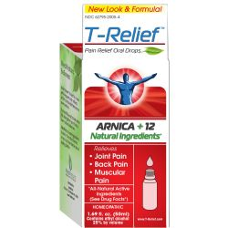 MediNatura T-Relief Oral Drops