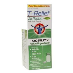 MediNatura T-Relief Arthritis Tablets