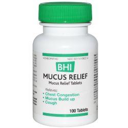 MediNatura BHI Mucus Relief