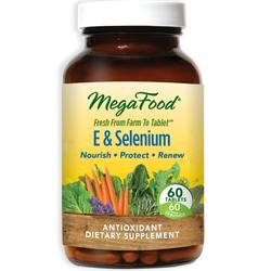 MegaFood E and Selenium