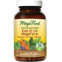 MegaFood Kids N' Us MegaFlora