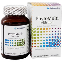 Metagenics PhytoMulti with Iron