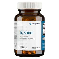 Metagenics D3 5000