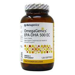 Metagenics OmegaGenics EPA-DHA 500 EC