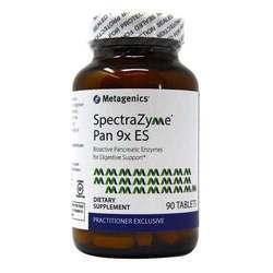 Metagenics SpectraZyme Pan 9x ES