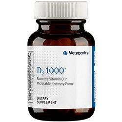Metagenics D3 1000