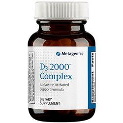 Metagenics D3 2-000 Complex