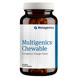 Metagenics Multigenics Chewable
