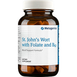 Metagenics St. John's Wort with Folate and B12