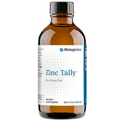 Metagenics Zinc Tally