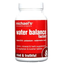 Michael's Water Balance Factors