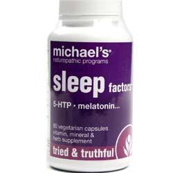 Michael's Sleep Factors