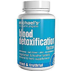 Michael's Blood Detoxification Factors