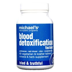 Michael's Blood Detoxification Factors