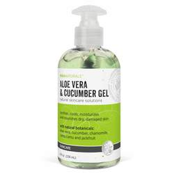 Mika Naturals Aloe Vera and Cucumber Gel