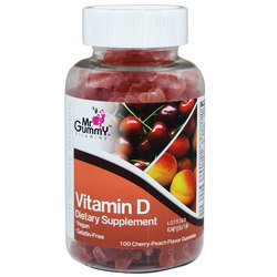 Mr. Gummy Vitamins Vitamin D
