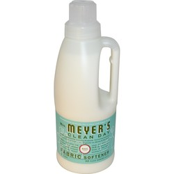 Mrs. Meyers Clean Day Fabric Softener