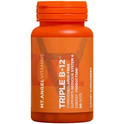 Mt Angel Vitamins Triple B-12 Dots