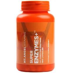 Mt Angel Vitamins Super Enzymes Plus