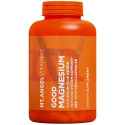 Mt Angel Vitamins Good Magnesium