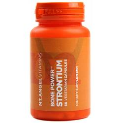 Mt Angel Vitamins Strontium Bone Power