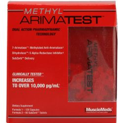MuscleMeds Methyl Arimatest