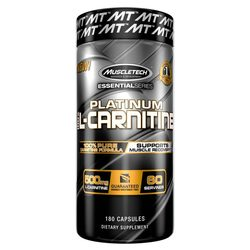 MuscleTech Platinum 100- Carnitine