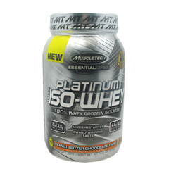 MuscleTech Platinum 100- Iso-Whey